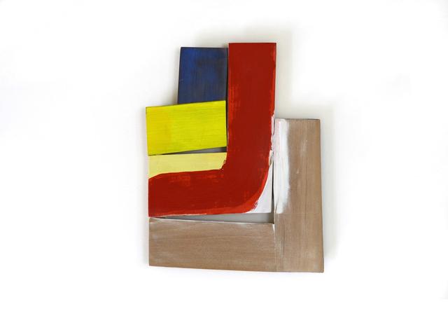 , 'Rhyme (3+1),' 2017, Galerie Christian Lethert