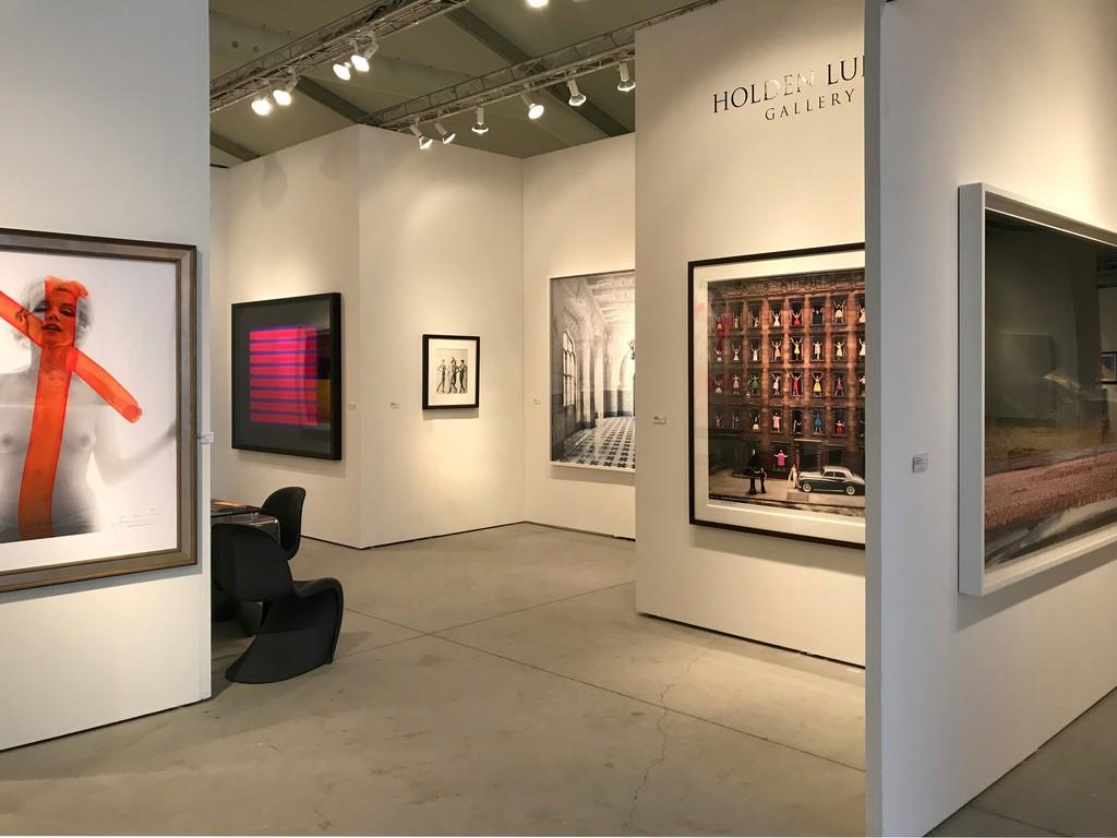 Holden Luntz Gallery, Art Miami 2018 Bert Stern, Garry Fabian Miller, Massimo Listri, Ormond Gigli, Stephen Wilkes