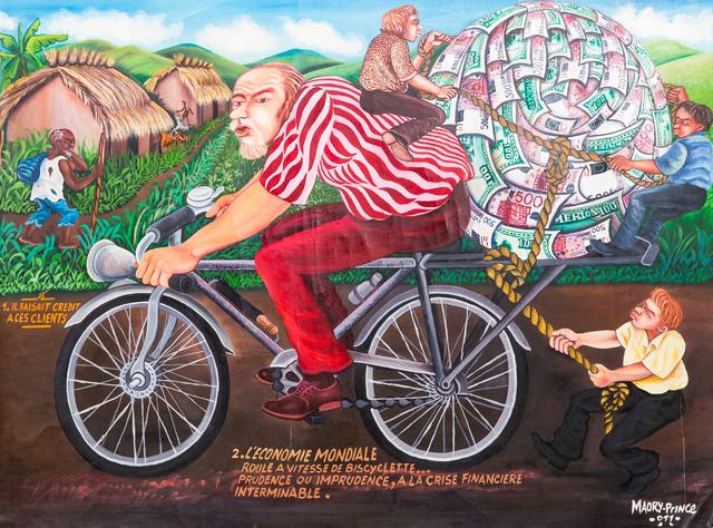 , 'L'économie mondiale ,' 2011, Africa Bomoko
