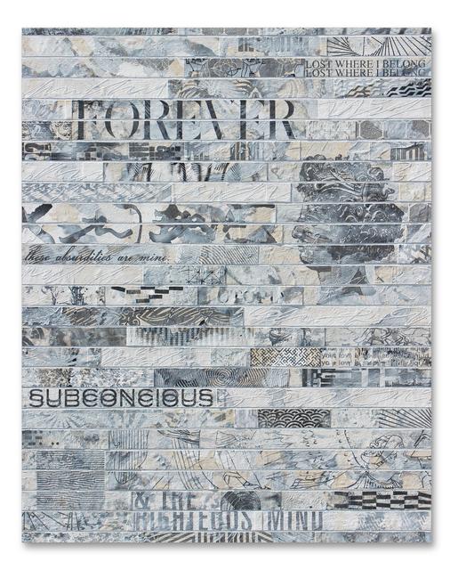 , 'Bhavanga 21,' 2018, Galerie LeRoyer