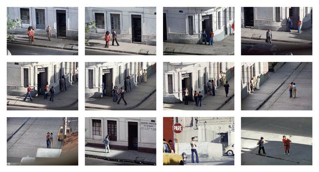 , 'La Esquina Rosa,' 1975, Casas Riegner