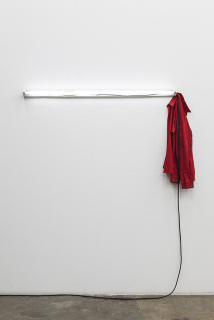 , 'White and Red,' 2014, Kewenig Galerie