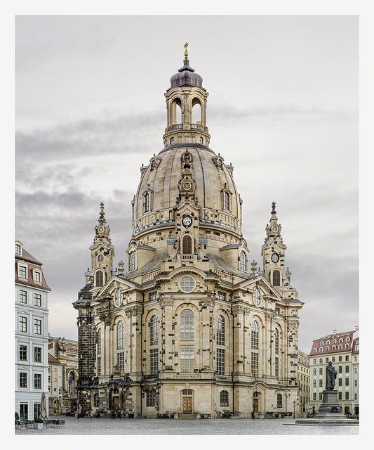 , 'Dresden, Frauenkirche,' 2007-2014, Axel Vervoordt Gallery