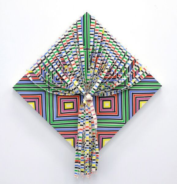 , 'Coloured Diamond,' 2015, Winsor Gallery