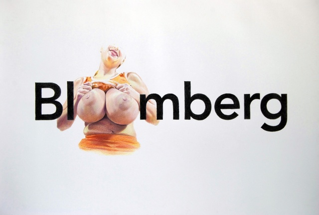 , 'Full Bloomberg,' 2014, Paradise Row