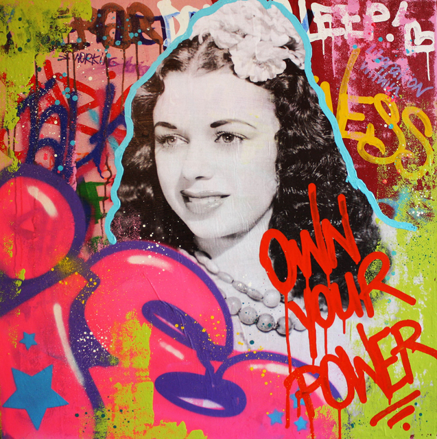 Indie184, 'Own Your Power', Digard Auction