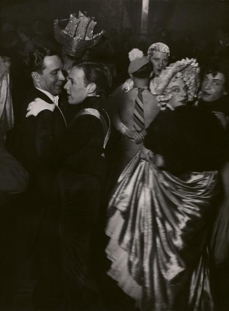 , 'La Bal Des Invertis, Au Magic City, Rue Cognac,' ca. 1932, Edwynn Houk Gallery