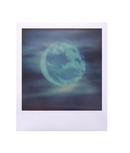 , 'Blue In Amber 1,' 2018, Anima Mundi