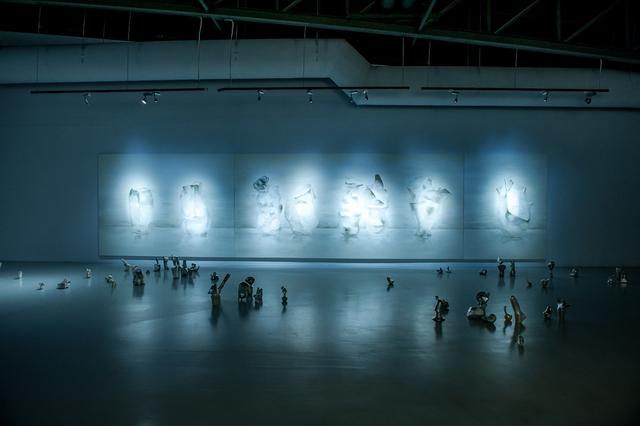 , 'Ordinary Monument,' 2015, Maraya Art Centre