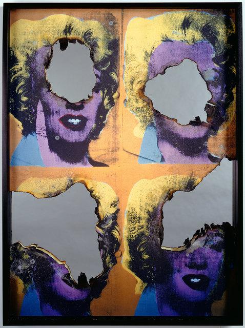 , 'Self Portrait of You + Me (1 piece multi Marilyn),' 2008, Galeria Marilia Razuk