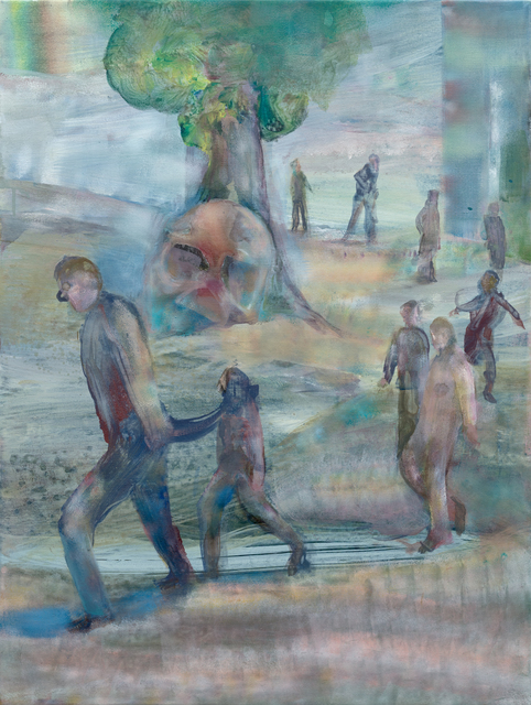 , 'Safari,' 2019, Galerie Kleindienst