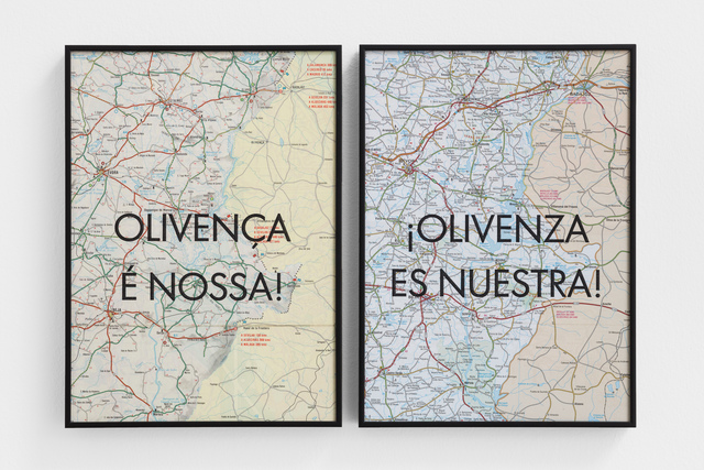 , 'Olivença/Olivenza,' 2018, Baginski, Galeria/Projectos
