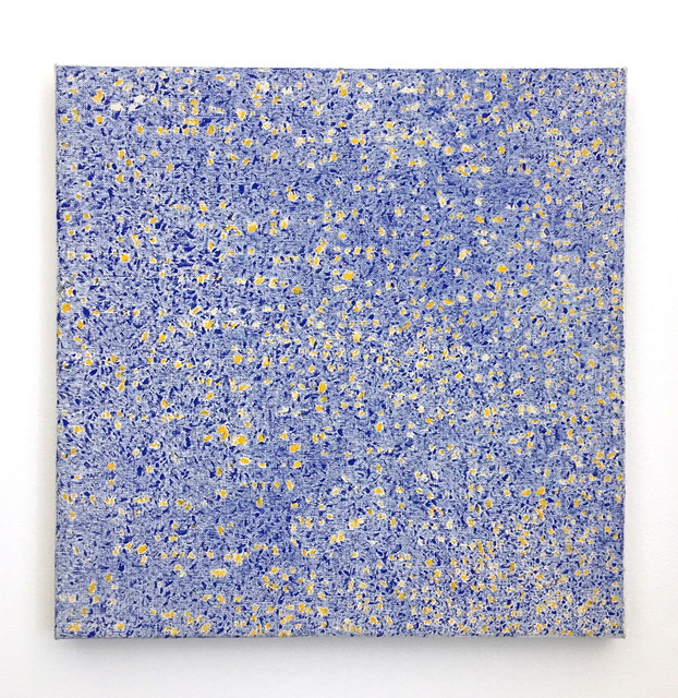 , 'Blue and yellow #5,' 2010, Jane Lombard Gallery