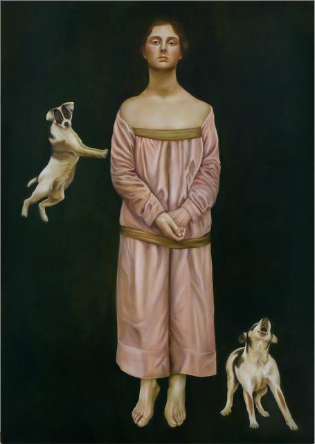 Sophie Kuijken, 'S.P.H.', 2018, Galerie Nathalie Obadia