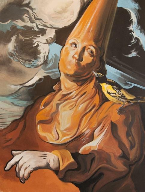 , 'El mediocasado, me lo dijo un pajarito,' 2013, Javier Lopez & Fer Frances