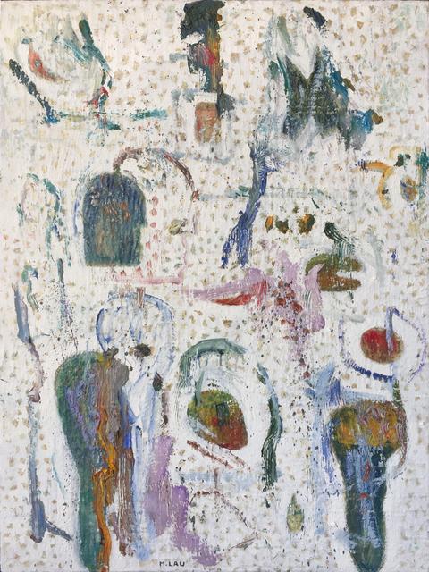 Manuel Lau, 'Era IV', 2011, Painting, Oil on canvas, mounted on board, Han Art