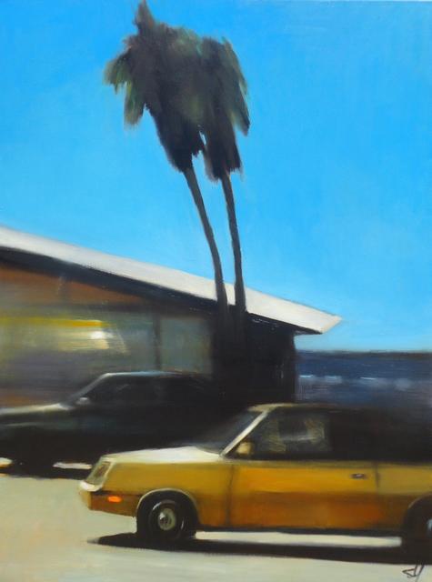 , 'Western Escape,' 2016, Sue Greenwood Fine Art