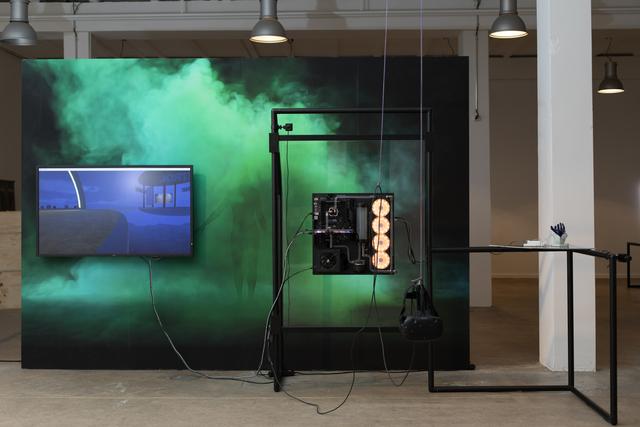 , 'VR 01 – Mercury,' 2017, Roehrs & Boetsch