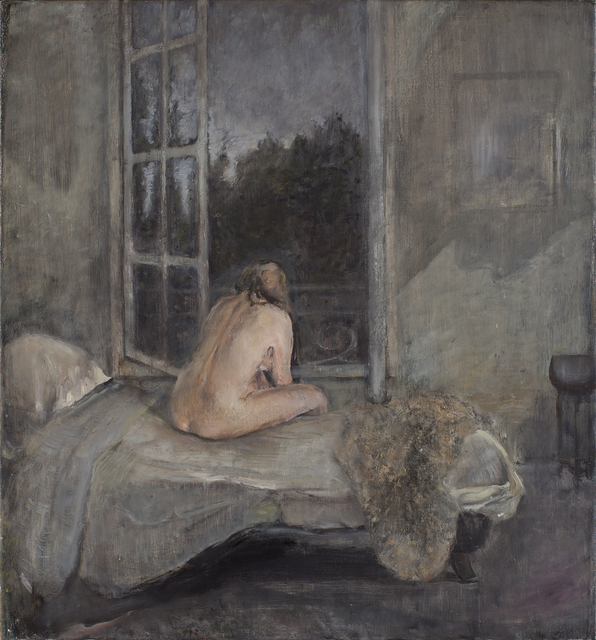 Turid Spildo, 'On the Bed', 2018, IX Gallery