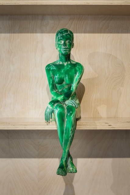Yves Scherer, 'Emma (Jade)', 2015, Swiss Institute Benefit Auction