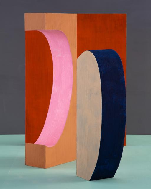 , 'Pink Push,' 2019, Denny Dimin Gallery