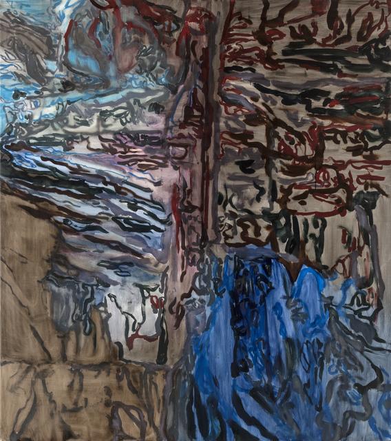 , 'untitled,' 2014, bechter kastowsky galerie