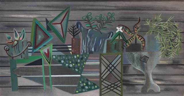 , 'Ashe Street Blooms,' 1940, Alexandre Gallery