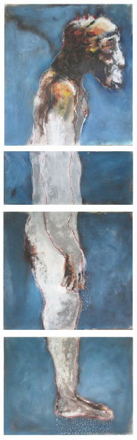 , 'Métamorphose #30,' 2016, Galerie Cécile Fakhoury - Abidjan