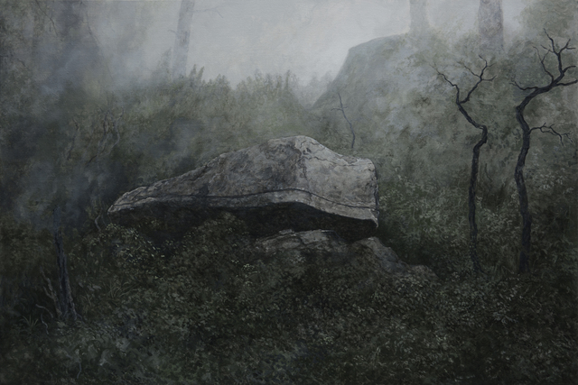 , 'Brume,' 2018, A2Z Art Gallery