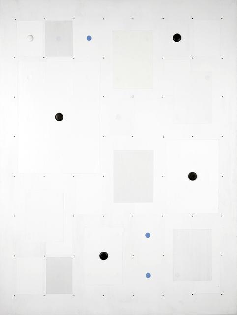 , ' Untitled (BWB),' 2013, SILAS VON MORISSE gallery