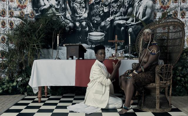 Kudzanai Chiurai, 'Genesis (je n'isi isi) V', 2016, LUNDGREN GALLERY