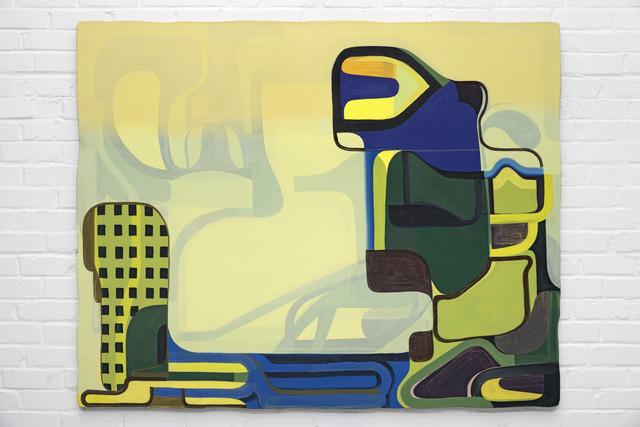 Tom Burckhardt, 'Silence Fiction', 2018, Shoshana Wayne Gallery
