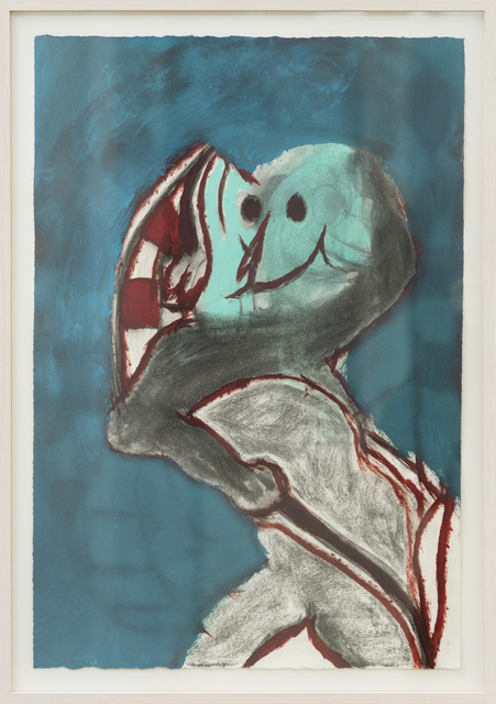 , 'Fencing,' 2017, Ruttkowski;68