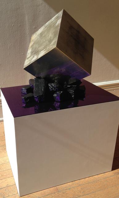, 'Monument 7: Rubber Bricks,' 2014, MULHERIN