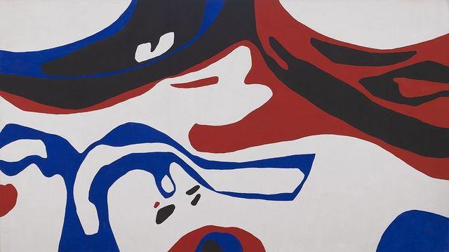 , 'Sea,' 1966, Hollis Taggart Galleries
