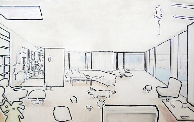 Torsten Ruehle, 'Die Taube', 2011, Evelyn Drewes Galerie