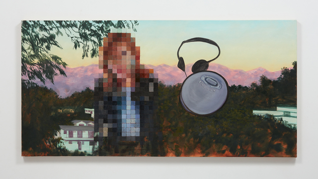 , 'Walkman,' 2000, Honor Fraser