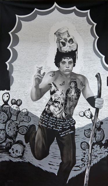 , 'El Pelado,' 2013, Luis De Jesus Los Angeles