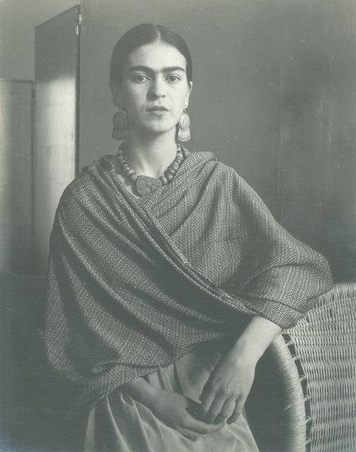 , 'Frida (Standing by Basket),' 1931, Bentley Gallery