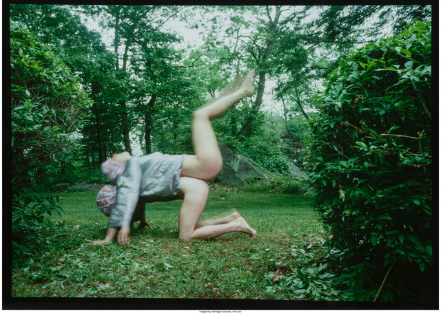 Jimmy DeSana, 'Products (Running Pants)', 1984, Heritage Auctions