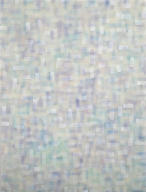 , 'Radiant Acquiescence (For Mark Tobey),' 2017, Berry Campbell Gallery