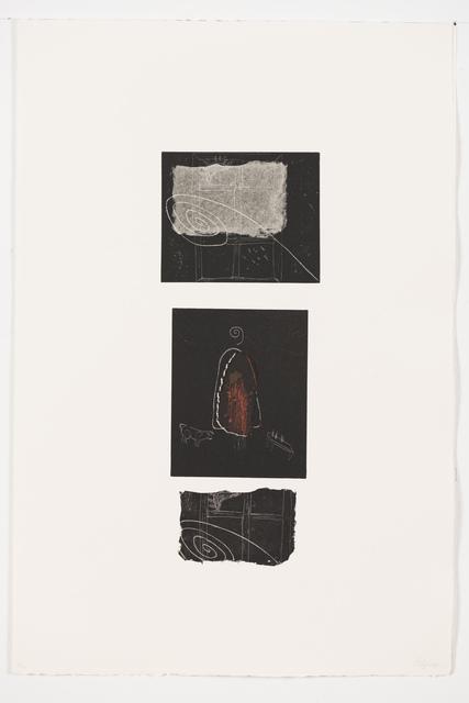 , 'Gılgamış Series,' 1989, Galeri Nev Istanbul