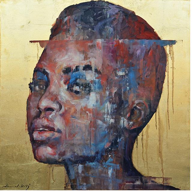 , 'Beauty Portrait 2,' 2017, Art Select