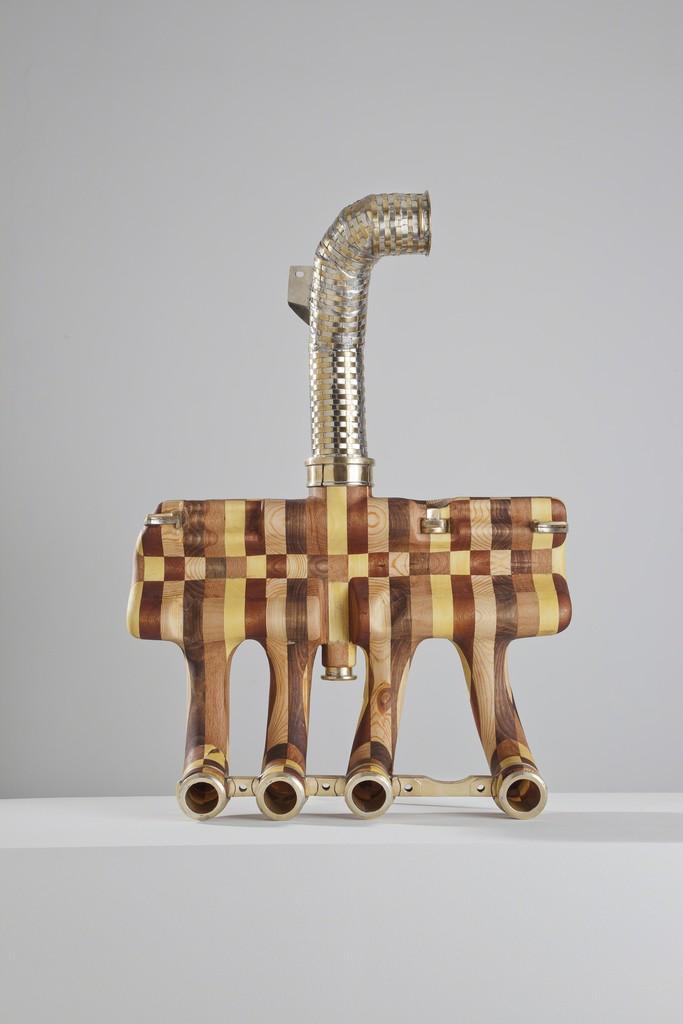 Eric Van Hove, 'Untitled (Citroën Berlingo intake manifold),' 2014, Voice Gallery