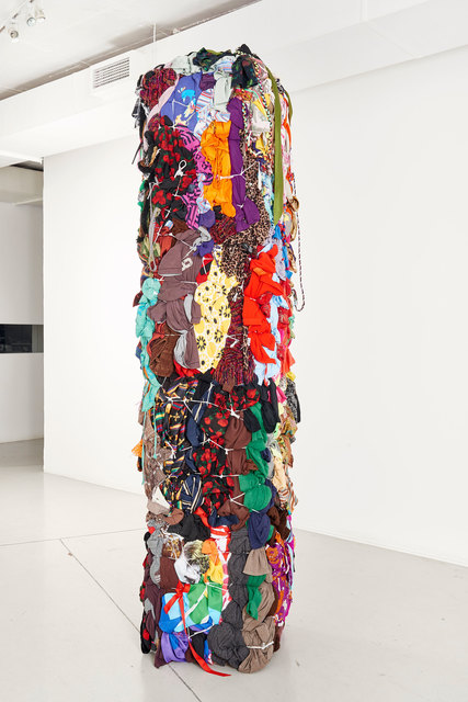 Shinique Smith, 'Bale Variant No.0023 (Totem)', 2014, Goodman Gallery
