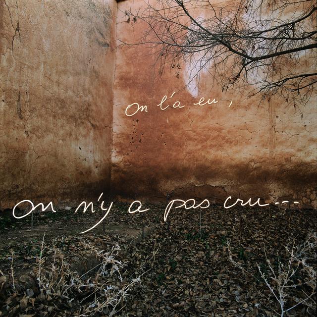 , 'On l'a eu, on n'y a pas cru,' 1992, Matthew Liu Fine Arts
