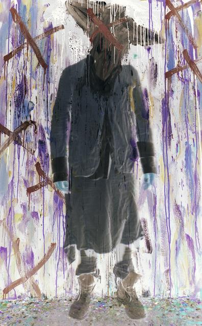 , 'Soldat #23,' 2011, Galerie Christophe Gaillard