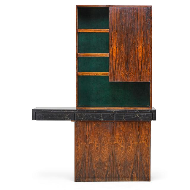 Vladimir Kagan, 'Illuminated Bar Cabinet, New York', 1970s, Rago/Wright