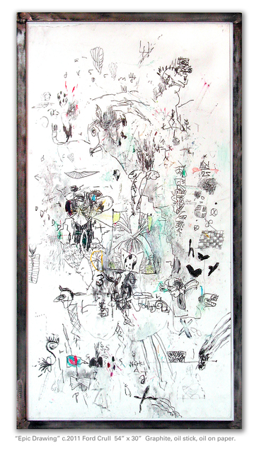 , 'Epic Drawing,' 2011, Cross Contemporary Partners
