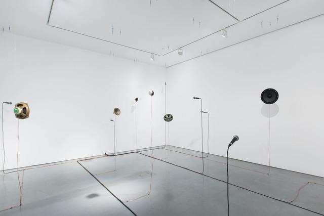 , 'A Room Listening to Itself,' 2015, Carroll / Fletcher